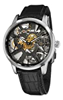 Maurice Lacroix Men's MP7138-SS001030 Masterpiece Squelette Skeleton Dial Watch by Mauser