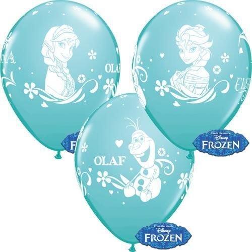Disney Frozen Anna, Elsa y Olaf azul Caraibe 30.5 cm ...