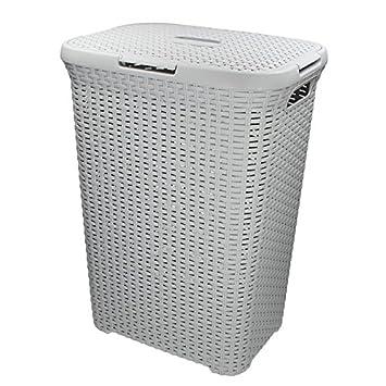 Curver Waschebox 60l 45x34x62cm Waschekorb Waschebehalter