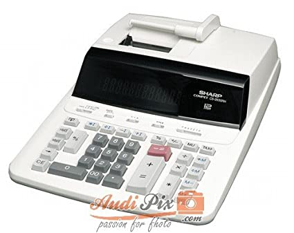 Sharp CS-2635 - Calculadora (Escritorio, Calculadora de ...