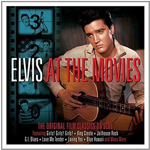 Elvis Presley Rare Records - At The Movies - Elvis Presley