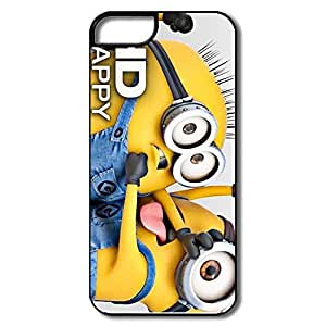 Despicable Me 2 Minions Full Protection Case Cover For IPhone 5/5s - Fashion Cover