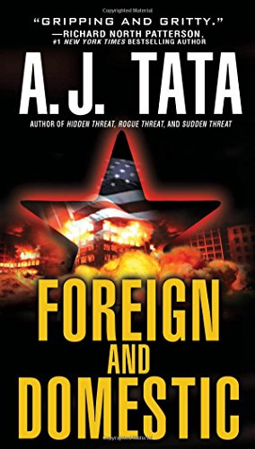 Foreign And Domestic  A Jake Mahegan Thriller