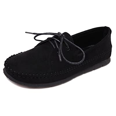 Fangsto Boat Shoes, Ballet fille femme