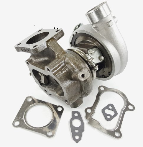 GOWE Turbo for CT26 Turbo charger Fit Toyota Land Cruiser 4.2L 1HD-FT 204HP 17201-17010 Turbo: