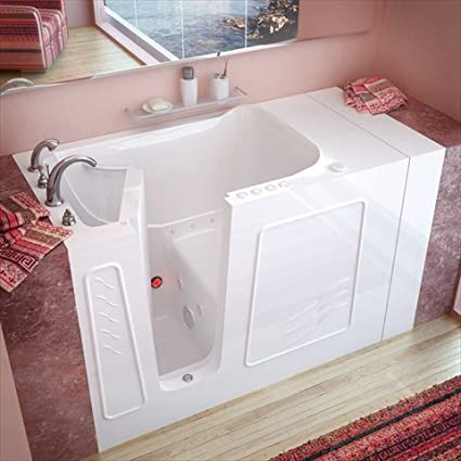 Awesome Therapeutic Tubs Ashton Whirlpool And Air Walk In Bath Tub