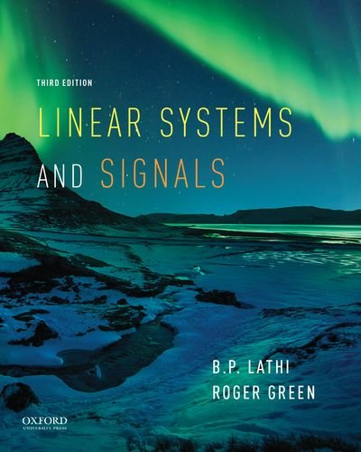 Linear Systems and Signals (The Oxford Series in Electrical and Computer Engineering)