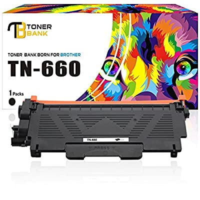 Compatible TN 660 Toner for Brother TN630 Brother Toner TN660 Black Ink Brother Monochrome Laser Printer MFC-l2740DW MFC-l2700DW HL-l2340DW HL-l2300D HL-l2380DW HL-l2360DW DCP-l2540DW Toner Cartridge