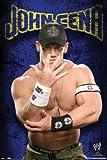 JOHN CENA POSTER - WRESTLING POSE WWE - NEW HOT 24X36