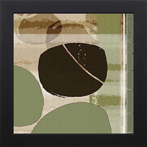 16x16 Skipping Stones III by NOAH: Studio Black 5633 (Stones Skipping Studio)