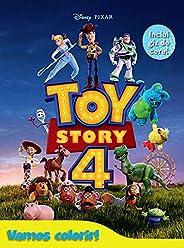 Disney - Vamos Colorir - Toy Story 4