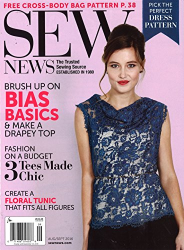 Magazines : Sew News