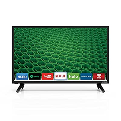 "VIZIO D55-D2 D-Series 55"" Class Full Array LED Smart TV (Certified Refurbished)"
