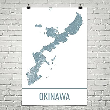 Okinawa map okinawa art okinawa print okinawa japan poster okinawa map okinawa art okinawa print okinawa japan poster okinawa island wall gumiabroncs Images