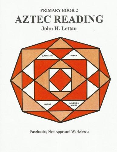 Amazon.com: Aztec Reading Book Two (9781480229990): John H. Lettau ...