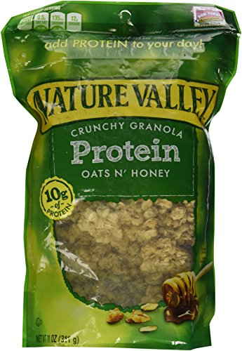 Nature Valley Protein Crunchy Granola Oats 'n