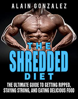 Shredded Diet Ultimate Getting Delicious ebook product image