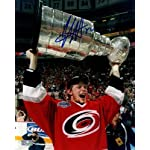 Eric Staal Autographed Signed Auto Carolina Hurricanes Stanley Cup Trophy  8x10... Sports Collectibles Online 510a20d3e