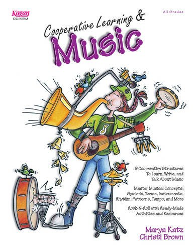 Cooperative Learning & Music (All Grades) 376pp