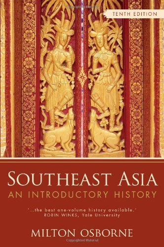 Southeast Asia: An Introductory History by Milton Osborne - Shopping Allen Tx
