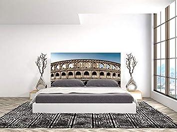 Tete De Lit Colisee Romain De 100 X 60 Cm Impression Numerique