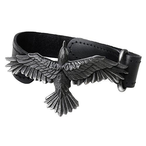 Alchemy Gothic Black Consort Bracelet (Alchemy Gothic Bracelet)