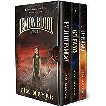 Demon Blood Series: Books 1-3 (Horror Box Set)