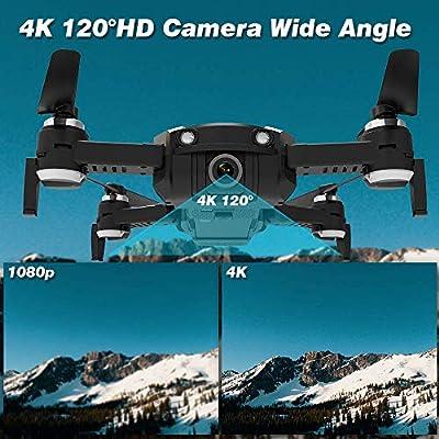 le-idea IDEA20 Drone con Camara HD, 4K Drones con Camara ...