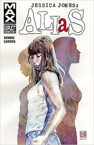1 Jessica Jones Alias Vol