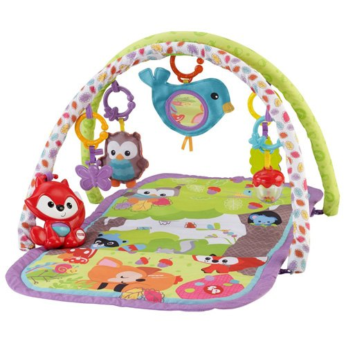 3-in-1 Musical Activity Gym by Fisher Price