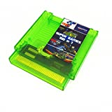150 in 1 NES Super Games Multi Cart 72 Pin - TRANSPARENT GREEN - LIMITED EDITION