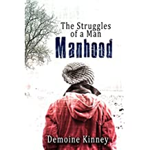 Christian Books for Men: The Struggles of a Man: Manhood