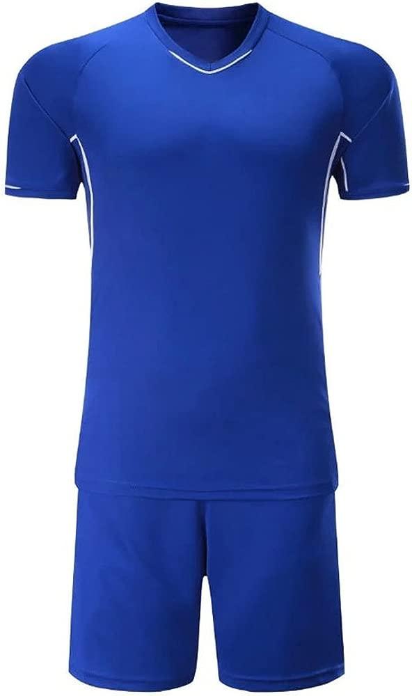 KINDOYO Hombres y niños Jersey de fútbol, Camisa de fútbol + ...