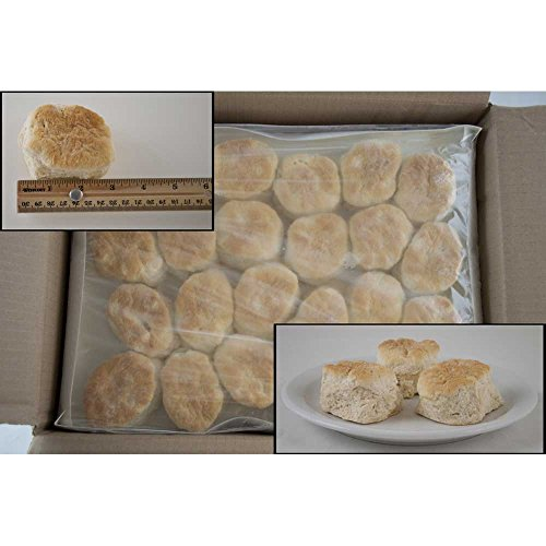 General Mills Pillsbury Baked Golden Buttermilk Biscuit, 2.25 Ounce -- 120 per case. by General Mills (Image #1)