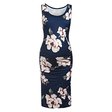 de95477489 Bfower Women s Dress Pregnant