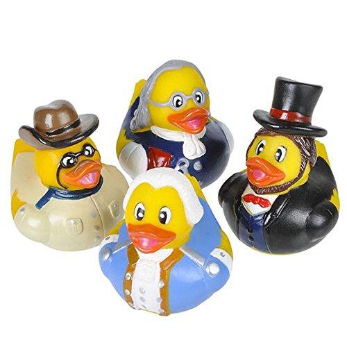 Rhode Island Novelty History Duckies