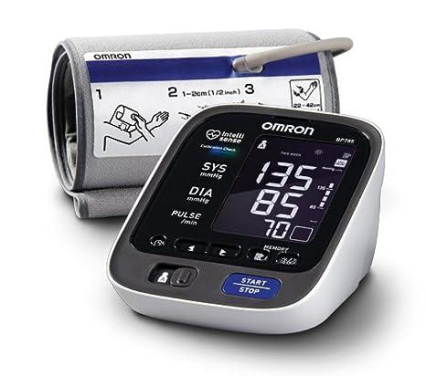 Omron BP785 Antebrazo Automático 2usuario(s) - Tensiómetro (AA, LCD)