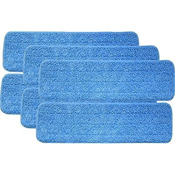 Amazon Com Turkey Creek Essentials 6 Microfiber Mop Pads