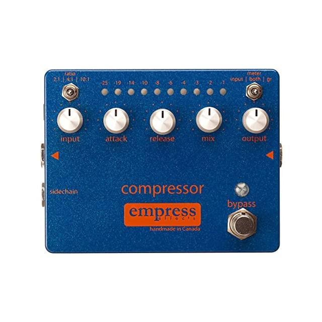 エフェクター画像 Empress Effects Compressor