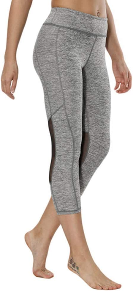 Amazon.com: Pantalones de yoga para mujer, flexibles, de ...