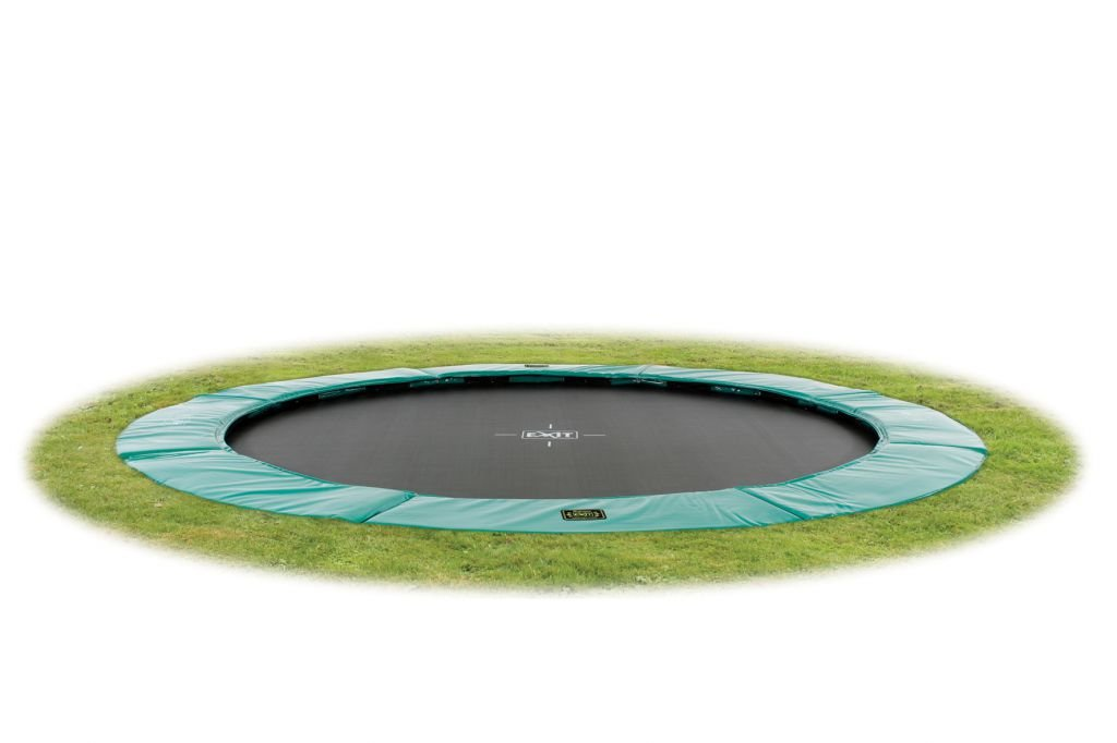 EXIT Trampolin SUPREME Ground Level 305 cm