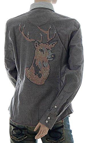 St. Moritz - Camisas - Clásico - Manga Larga - para mujer Silk Grey