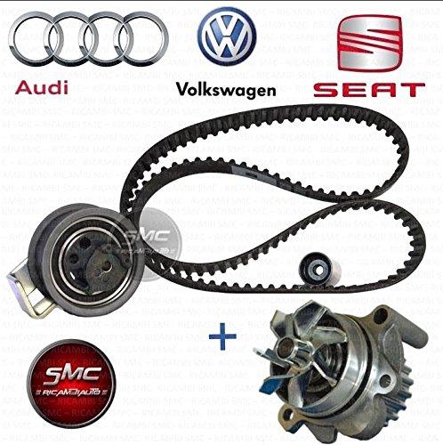 Set de correa de distribución original del grupo V.A.G. (Volkswagen) y bomba de agua Graf: Amazon.es: Coche y moto