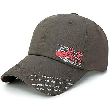 ALWLj Baseball Caps For Men Women Adjustable Snapback Gorras Cotton Peaked Cap Unisex Leisure Travel Hat