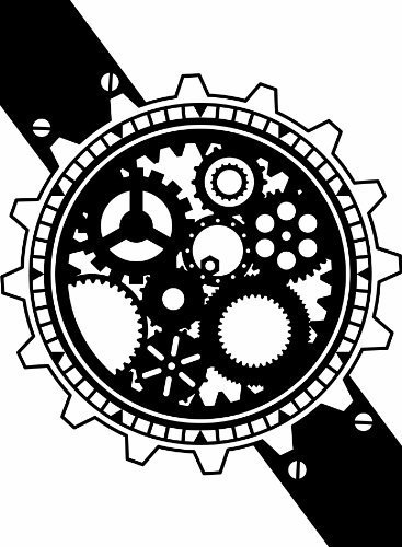 Couture Creations Embossing Folder Time Piece World Fair Collection, Transparent by Couture Creations ()