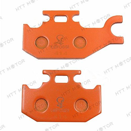 Kevlar Ceramic Brake Pads - 2