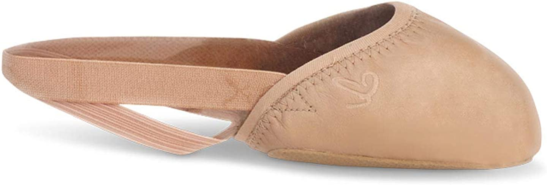 B0106BRFLY Capezio Kids\' Turning Pointe 55 Ballet Shoe 51Bdm4t7myL