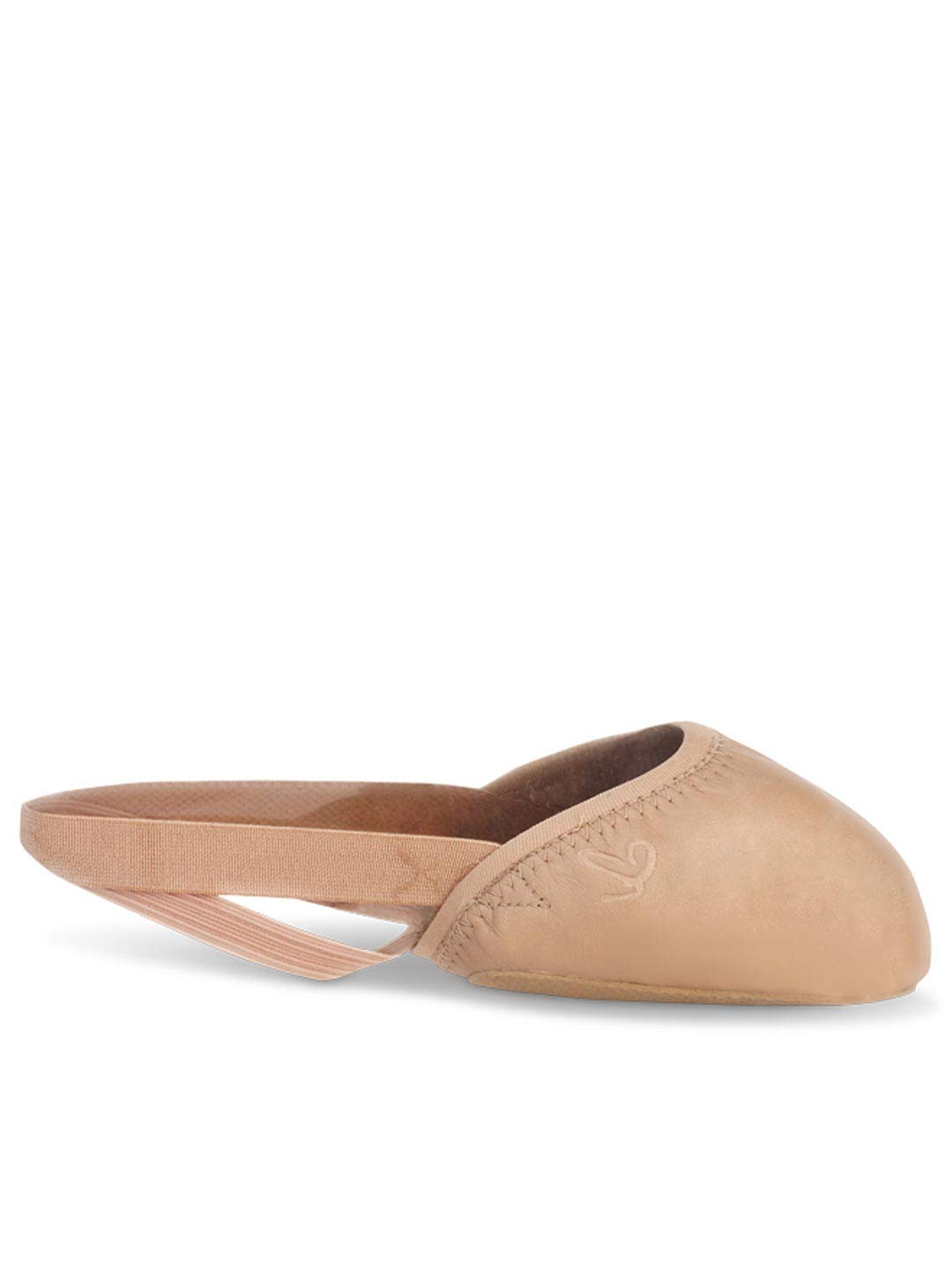 Capezio Turning Pointe 55 Women Dance Shoe, Nude, Medium/8-9.5 M US