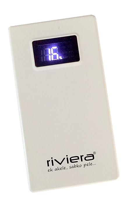 Riviera 8000 mAh Power Bank SSD1: Amazon in: Electronics