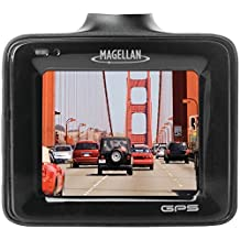 Magellan MV0320SGXXX MiVue 320 HD Dash Cam with GPS & Time Stamps, Black